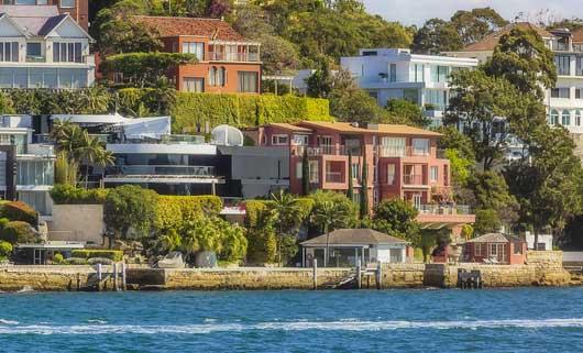 Australia's house prices surge