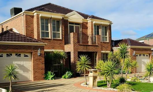 Dramatic rises in house prices in Australia