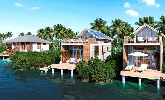 Belize's luxury property market is booming