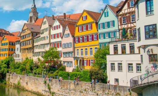 Germany's great house price boom continues!