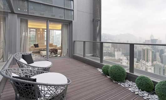 Hong Kong's property market remains resilient.