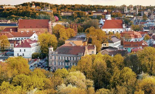 Lithuania's housing market remains healthy