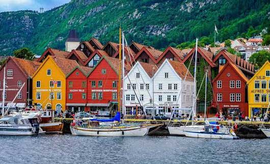 Norway's house price rises decelerating