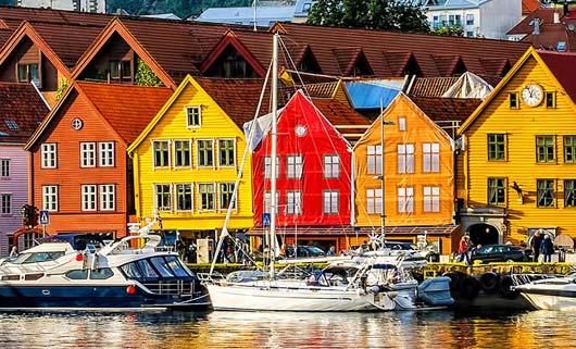 Norway's housing market stronger