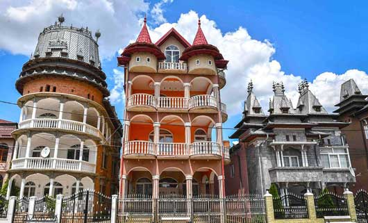Romanian housing market growing strongly