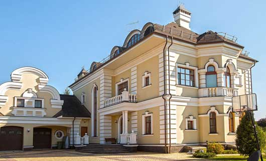 St Petersburg leads Russia's house price surge