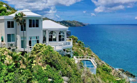 Property prices rising strongly again in US Virgin Islands