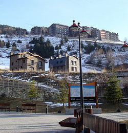 Properties in Canillo  Andorra