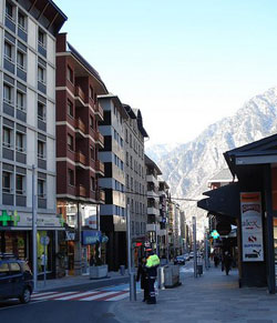 Properties in Escaldes Engordany Andorra