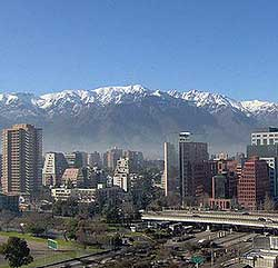 Properties in  Santiago City Chile