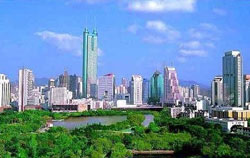 Properties in  Shenzen China