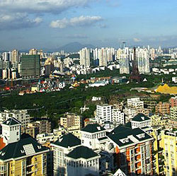Properties in  Nanshan China