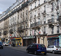 Properties in 11th Arrondissement France