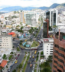 Properties in Quito Ecuador