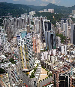 Properties in  Tsuen Wan Hong Kong