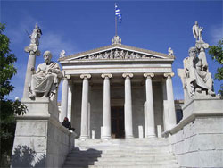 Properties in Attica Greece