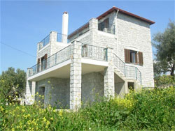 Properties in  Peloponnese Greece