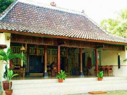 Properties in Central Java Indonesia