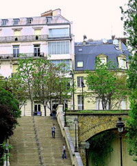 Properties in 16th Arrondissement France