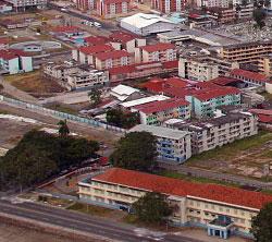 Properties in El Chorillo Panama