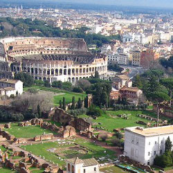 Properties in Rome Lomabardy