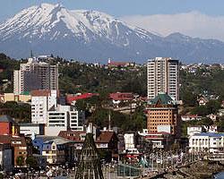 Properties in  Los Lagos Chile