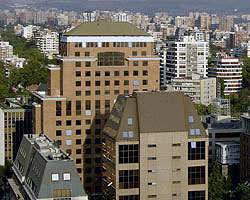Properties in  Providencia  Chile