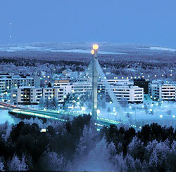 Properties in Lapland Finland