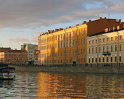 Where To Buy Property In Saint Petersburg Russia