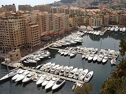 Properties in Monaco
