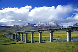 Properties in  Qinghai China