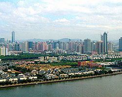 Properties in  Guangdong China