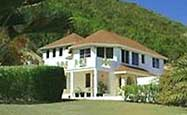 Antigua and barbuda houses