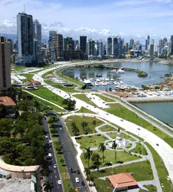 Properties in Balboa Avenue Panama