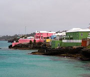 Bermuda beachfront luxury vacation homes
