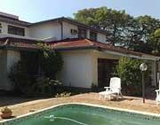 Botswana houses