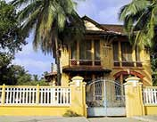 Cambodia phnom phen residential apartments and houses