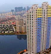 China condominium units
