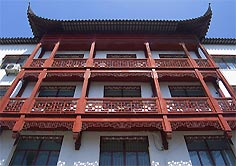 China apartments houses