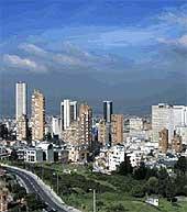 Colombia Bogota condominiums and apartments