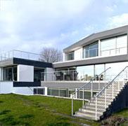 Denmark Minimalistic modern house