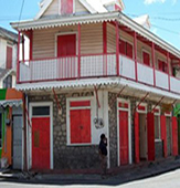 Dominica vacation homes