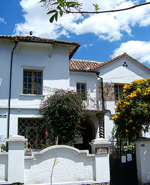Ecuador upperclass houses and real estate