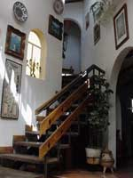 El Salvador houses with colonial interiors
