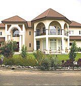 Ghana Trasacco luxury homes