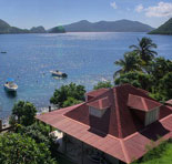Guadeloupe oceanview properties