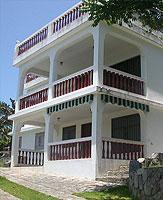 Honduras Roatan luxury townhouse near beach oceanview properties real estate for sale for rent