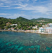 Honduras waterfront properties