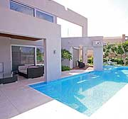 Israel luxury modern houses