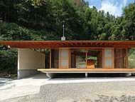 Japan minamalist house design